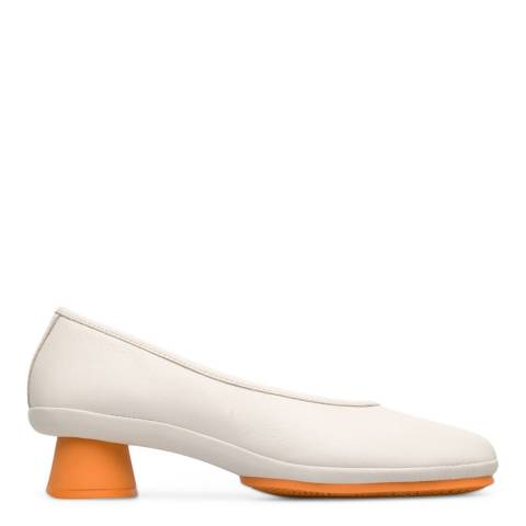Camper Cream Alright Court Shoe
