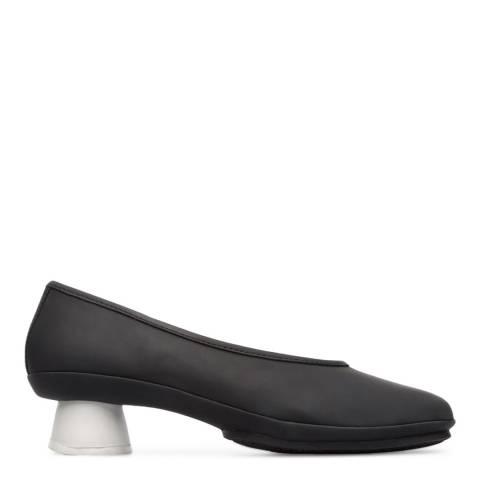 Camper Black Alright Court Shoe