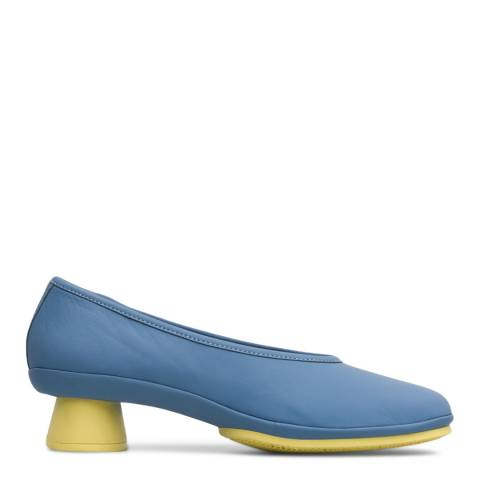 Camper Medium Blue Alright Court Shoe