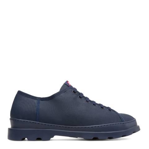 Camper Navy Brutus Casual Shoe