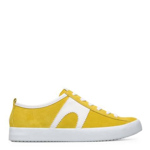 Camper Bright Yellow Imar Sneaker