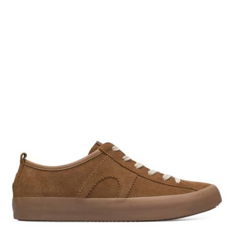 Camper Medium Brown Imar Sneaker