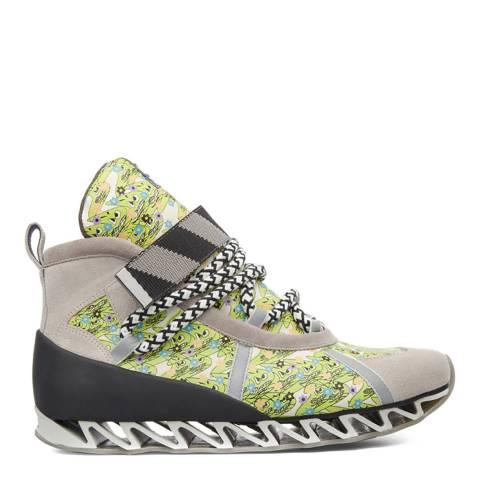 Camper Green Multi Bernard Willhelm Sneaker Boot