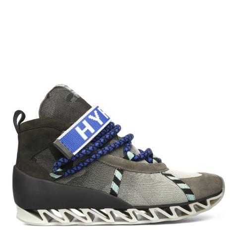 Camper Grey Multi Bernard Willhelm Sneaker Boot