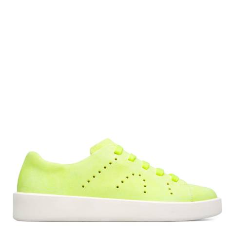 Camper Bright Yellow Courb Sneaker
