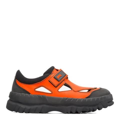 Camper Orange Together Slip on Sneaker
