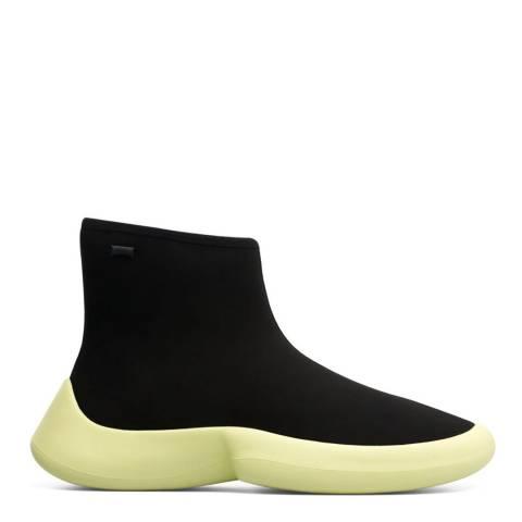 Camper Black/Cream ABS Sneaker Bootie