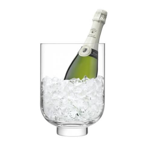 LSA Bar Champagne Bucket H25cm Clear