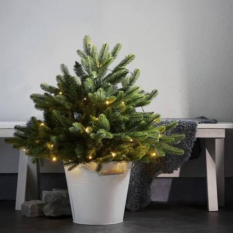Christmas Magic LED Christmas Tree Potted