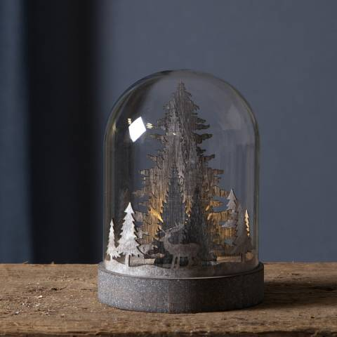 Christmas Magic Kupol Lantern