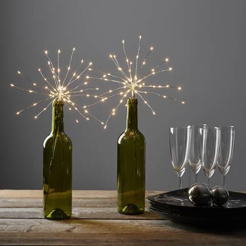 Christmas Magic Warm LED Decorative Twig Firework