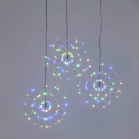 Christmas Magic Hanging Decoration Firework
