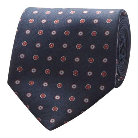 Thomas Pink Blue Pink Target Tie