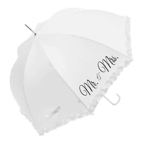 Susino White Mr and Mrs Umbrella