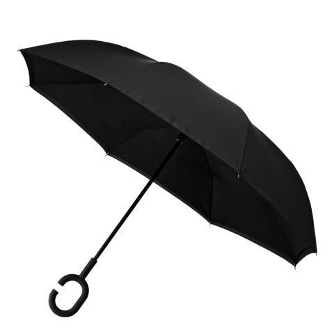 Falconetti Black Reversible Umbrella