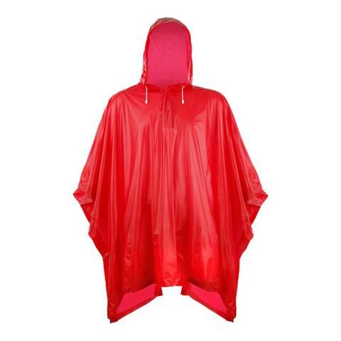 Falconetti Red Raincoat