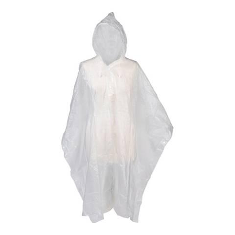 Falconetti Transparent Raincoat