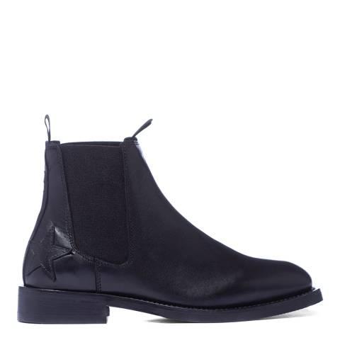 Oliver Sweeney Black Tarrouca Chelsea Boots