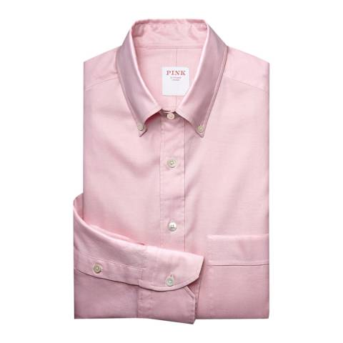 Thomas Pink Pink Weekend Oxford Relaxed Fit Shirt