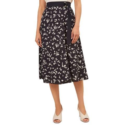 Hobbs London Multi Print Scarlett Skirt