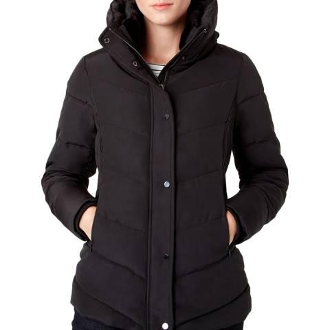 Hobbs London Black Leonie Puffer Jacket