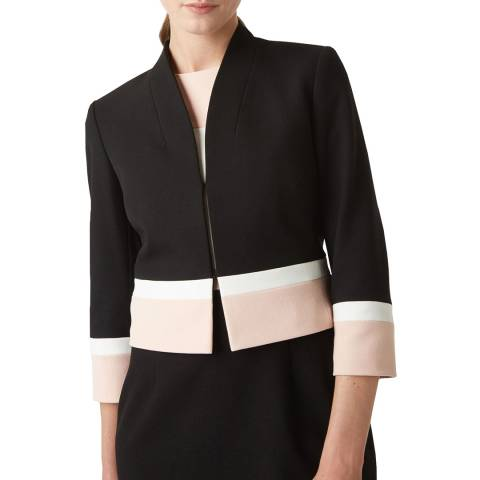 Hobbs London Black Petite Leah Jacket