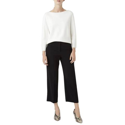 Hobbs London Black Lula Trousers