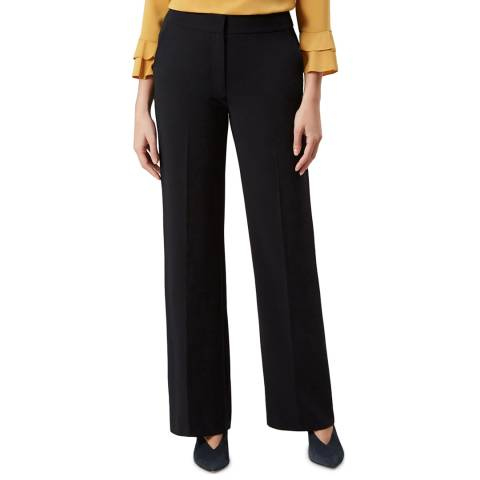 Hobbs London Navy Alina Trousers