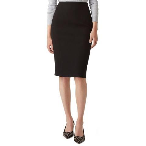 Hobbs London Black Anne Skirt