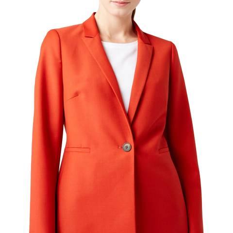 Hobbs London Orange Nadia Jacket