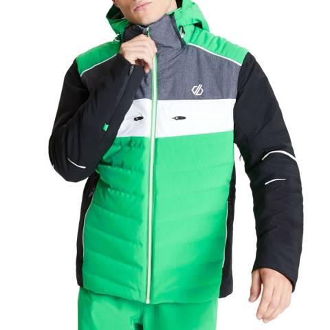 Dare2B Green/Black Cipher Jacket