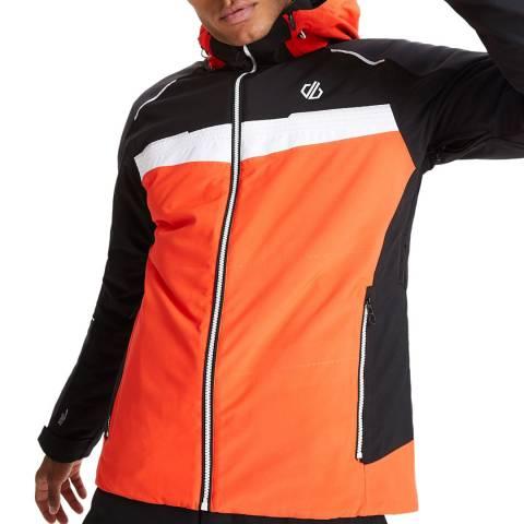 Dare2B Orange/Black Below Zero Pro Jacket