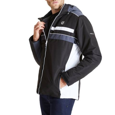 Dare2B Black/Grey Vindicator Jacket