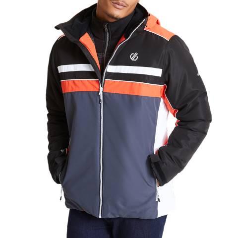 Dare2B Grey/Orange Vindicator Jacket