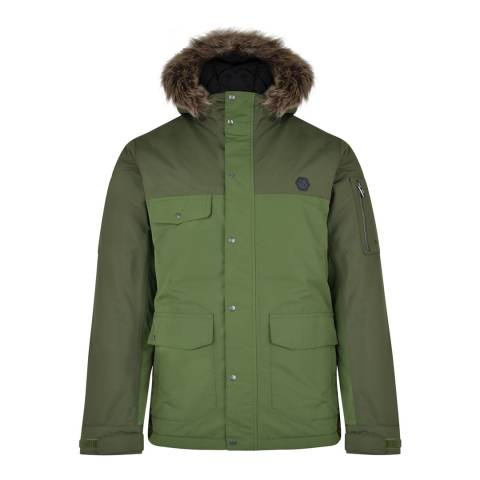 Dare2B Green Staunch Jacket