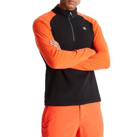 Dare2B Black Freethink II Fleece Top