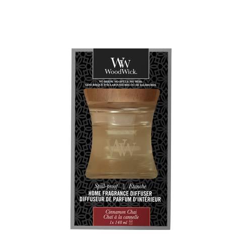 Woodwick Spill-Proof Diffuser Cinnamon Chai