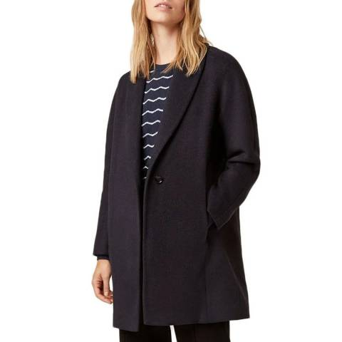 Great Plains Space Navy Callais Coat