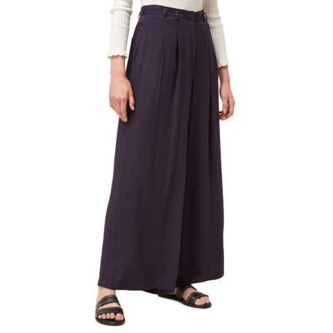 Great Plains Navy Pierre Relaxed Trouser