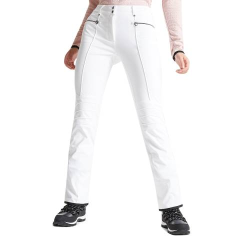 Dare2B White Inspired Pants