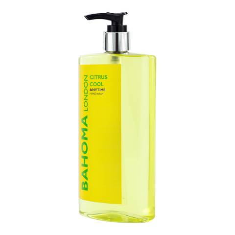 Bahoma Timeliness AnyTime Hand Wash 500ml Citrus Cool