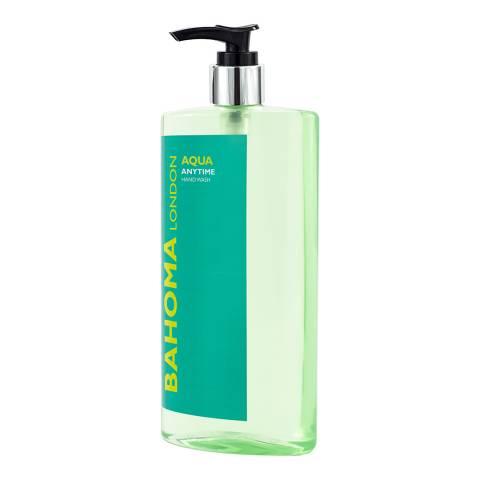 Bahoma Timeliness AnyTime Hand Wash 500ml Aqua