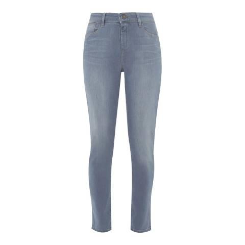 White Stuff Grey Stretch Skinny Jean