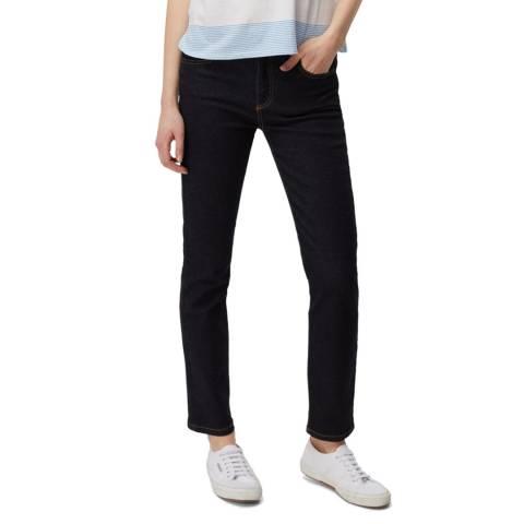 White Stuff Dark Navy Birch Straight Jean
