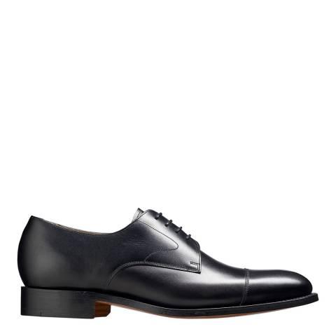 Barker Black Calf Morden Derby Shoe