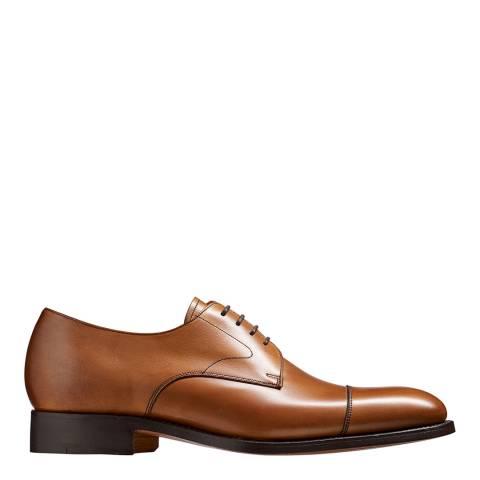 Barker Tan Calf Morden Derby Shoe