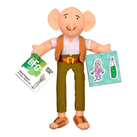 Fiesta Crafts The BFG Roald Dahl Hand Puppet