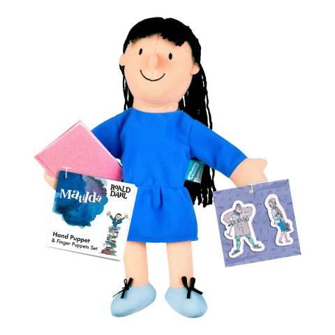 Fiesta Crafts Matilda Roald Dahl Hand Puppet