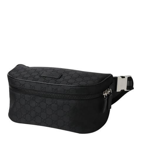 Gucci Black Crossbody/Belt Bag