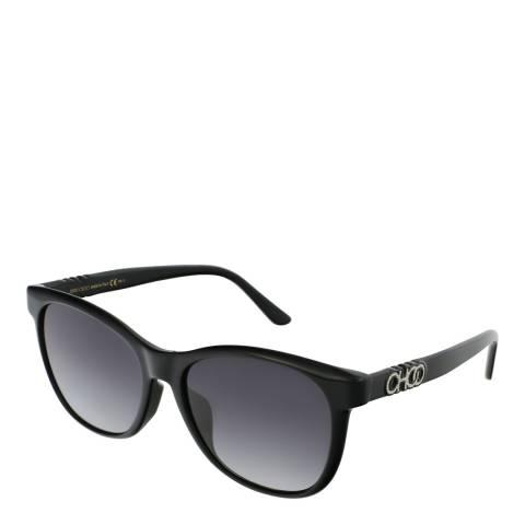Jimmy Choo Women's Black Jimmy Choo Sunglasses 56mm